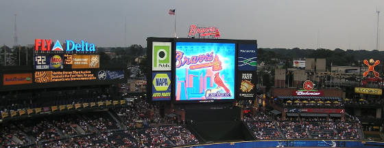 Tonights Matchup - Turner Field - Atlanta